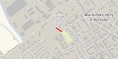 Omezení provozu v ulici Václavská