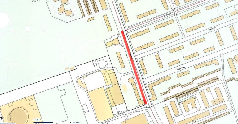 Omezení provozu v ulici Výstavní