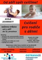 Cvičení pro rodiče s dětmi