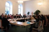 Informujeme občany o přerušení 20. zasedání zastupitelstva