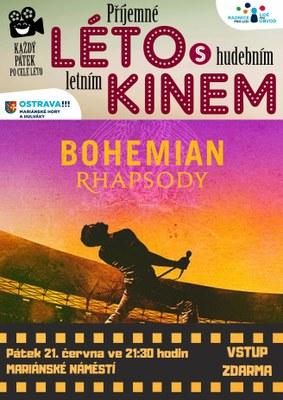 Letní kino - Bohemian Rhapsody