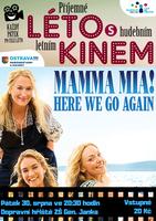 Letní kino - Mamma Mia! Here We Go Again
