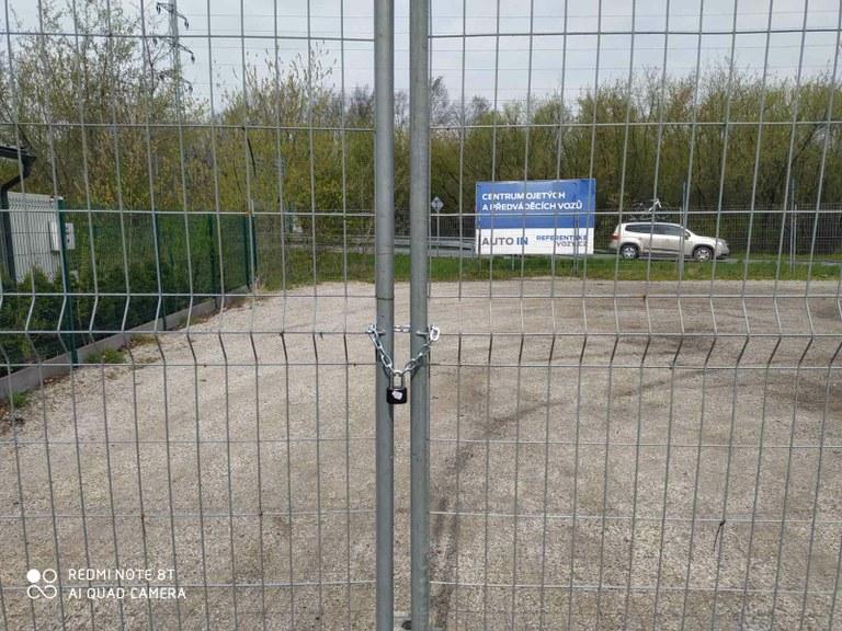 Mariánské Hory a Hulváky mají vlastní parkoviště pro odtažená auta