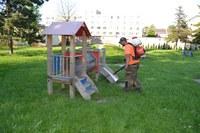 Mariánskohorská radnice chrání děti před klíšťaty