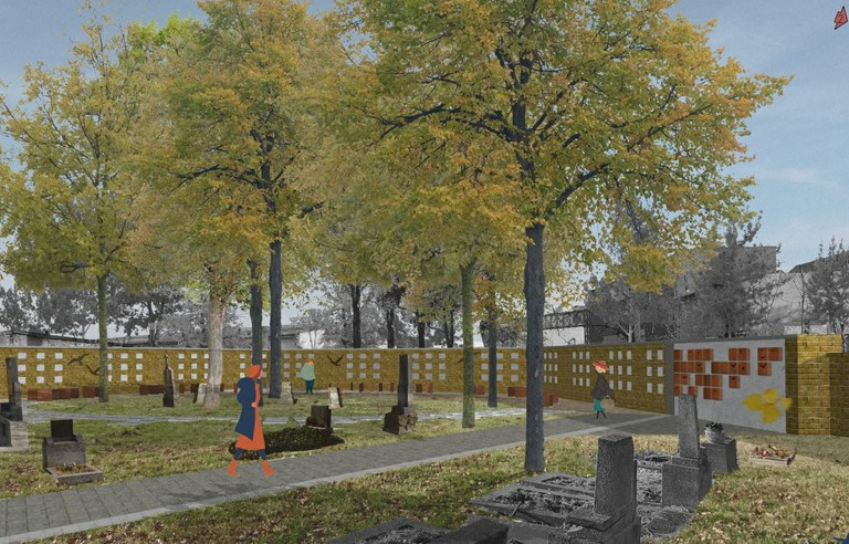 Mariánskohorský hřbitov čeká velká rekonstrukce