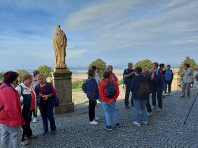 Mariánskohorští senioři se podívali na Svatý Kopeček