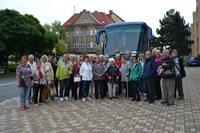 Mariánskohorští senioři vyrazili na podzimní výlet