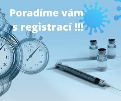 Městský obvod seniorům poradí s registrací na očkování proti COVID 19