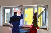 Městský obvod ušetřil jeden a půl milionu korun za plastová okna