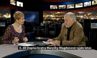 Místostarosta Jiří Jezerský hostem televize POLAR