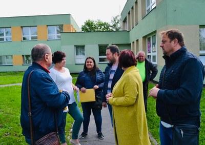 MŠ Zelená letos čeká rekonstrukce zahrady