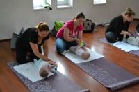 Oblíbené cvičení pro děti a rodiče se po prázdninách vrátí