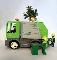 OZO Ostrava zajistí svoz odpadu i přes vánoční svátky.