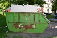 Podzimní kontejnerová akce