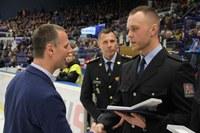Policisté, kteří zasahovali při požáru získali ocenění