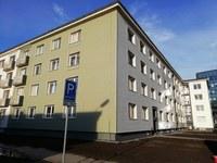 Radnice dokončila zateplení dalšího bytového domu