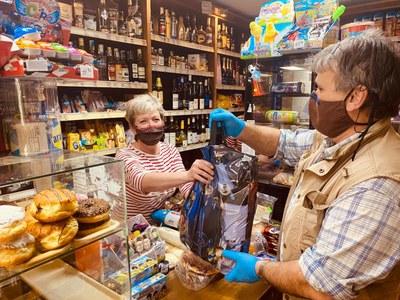 Radnice zajistí nákup osamělým seniorům a lidem v karanténě