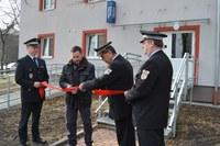 Slavnostní otevření nového pracoviště Městské policie Ostrava