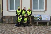 Studenti pomáhají s bezpečností v obvodu