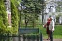 Památník Obětem 2. světové války v Podlahově ulici