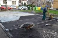 Vnitroblok ulice Klicperova má nová parkovací stání