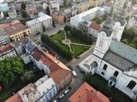 Zeleň na Stojanově náměstí se dočká obnovy